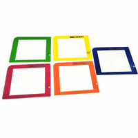 Colorful Gameboy Pocket Screen Replacement Lens GBP For Game Boy Pocket