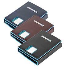Porta Carte di Credito Piquadro portafoglio Pelle 7x9x2 cm portacarte PU5203B2R