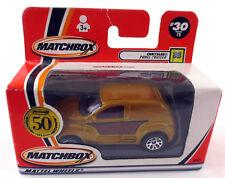 Matchbox 30 75 Mattel Wheels Chrysler PT Cruiser gold 1952-2002 50 Jahre