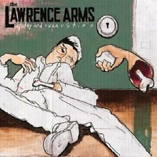 Lawrence Arms, the - Apathy & Exhaustion CD NEU