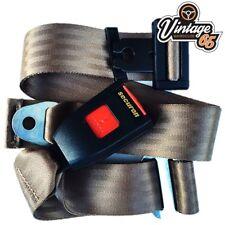 VINTAGE Warehouse Posteriore Statica 2 punti cintura subaddominale Cintura Kit Beige