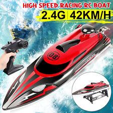 2.4G Kids RC Schiff Boot Ferngesteuertes Hochgeschwindigkeitsboot Speedboot