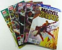 Marvel ZOMBIES #1 Reprint + DESTROY! #2 3 4 5 KIRKMAN VF/NM LOT Ships FREE!