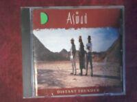ASWAD- DISTANT THUNDER (1988). CD.
