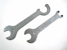 Cyclo tool set Bike Lockring spanner BB pin spanner 32mm headset wrenche NOS x 2