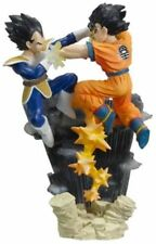Bandai Dragon ball Z Imagination Gashapon Figure Part 9 Goku Gokou vs Vegeta
