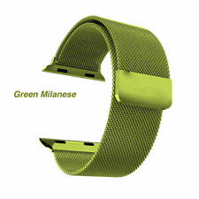 Milanese Stainless Steel iWatch Band Strap For Apple Watch 42mm 38mm 40mm 44m CA