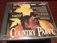 Pocket Songs Karaoke Disc Pscdg 1568 Country Party Cd+G Multiplex
