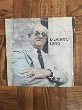 """Cuban Record LP DOMINGO LUGO """"La vida es siempre mucho mas"""" AREITO LD 4665"""