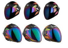 Steelbird Helmet Air SBA-2 Robot Full Face Helmet Limited Edition Bike Helmet GT