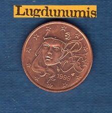 FRANCIA - 1999 - 5 centesimi d'euro - Moneta nuovo rullo