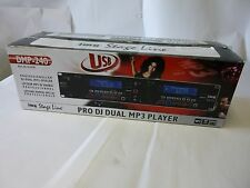 IMG Stage Line DMP-240 Professioneller DJ Dual MP3 Player DMP 240 21.2570