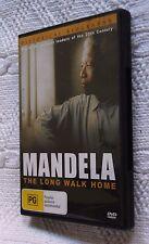 MANDELA: THE LONG WALK HOME (DVD) REGION-4, LIKE NEW, FREE SHIPPING