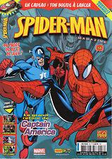MARVEL SPIDER-MAN magazine panini COMICS juin 2011 Tome 58