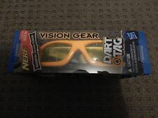 Brand New NERF Dart Tag VISION GEAR Glasses For Blaster ORANGE