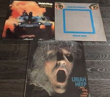 uriah heep 3 lp vinyl russia press rare