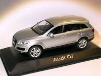Audi Q7 au 1/43 de Schuco