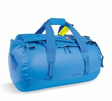 NEW TATONKA BARREL BAG MEDIUM WATER RESISTANT PADDED LOCKABLE ZIPS BRIGHT BLUE