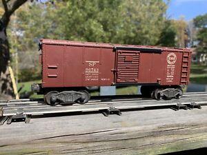 Postwar Lionel trains X6454 Southern Pacific Boxcar (S.P.) C-6