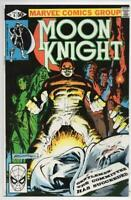 MOON KNIGHT #4, VF, 1980 1981, Bill Sienkiewicz, Committee, more Marvel in store