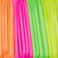 Swizzels Rainbow Dust Straws 50 100 150 200 Kids Party Bag Fillers Sherbert