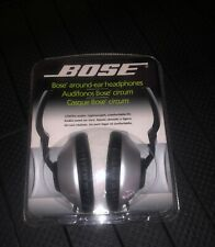 NEW Bose Around Ear Headphones PC0412113 - Silver