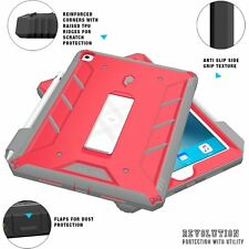 For Apple iPad Pro 9.7 [360° Protection] Pink/Gray Case Cover