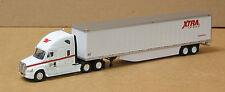 Trucks & Stuff MX4002 HO Freightliner Cascadia with 53' Xtra van