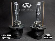 OE HID Headlight Bulb For Infiniti QX56 2011-2013 Low & High Beam Stock Fit x2