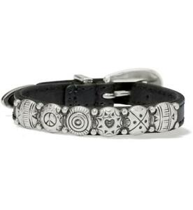 Brighton Harmony Bandit Bracelet Style 07365A - Black