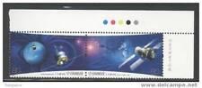 2006-13 CHINA 50 ANNI OF SPACE ACHIEVEMENT 2V STAMP航天成就郵票