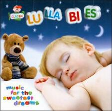Classic Lullabies: Music for the Sweetest Dreams, New Music