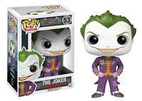 Batman Arkham Asylum Joker Funko Pop! DC Comics Vinyl Figure