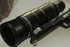 Telelens Tair-3PhS 4.5/300 From Photosniper Set M42 Screw Mount