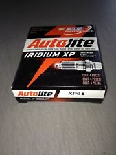 FOUR(4) Autolite Extreme Iridium XP64 Spark Plug BOX **$3 PP FACTORY REBATE!**