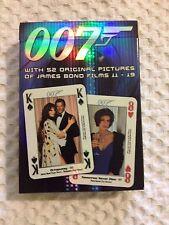007 cartas para juegos - 52 imágenes originales de películas de James Bond 11-19