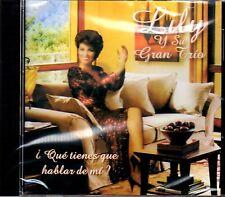 """LILY Y SU GRAN TRIO - """"QUE TIENES QUE HABLAR""""- CD"""