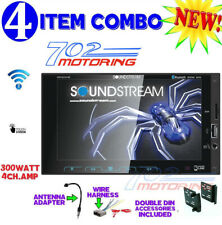 CHRYSLER JEEP DODGE BLUETOOTH USB CAR Radio Stereo ANDROID SOUNDSTREAM VM-622HB