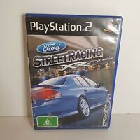 Ford Street Racing XR Edition - PS2 PAL - Complete - VGC