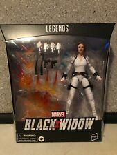 "Marvel Legends 6"" Black Widow MCU Deluxe Action Figure Target Exclusive 2020"