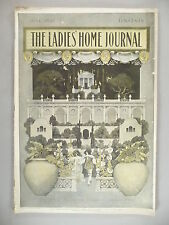 Ladies' Home Journal - June, 1901 ~~ Maxfield Parrish cover art