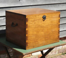 Solid Wood Antique Style Trunks