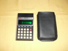 SHARP EL-8131 Electronic calculator calculatrice vintage