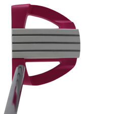 "Bionik 701 Pink Golf Putter Right Handed Mallet Style 33"" Senior Women"