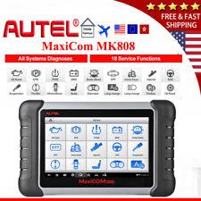 Autel MK808 OBD2 Reader OBD Diagnostic Tool Scanner TPMS ABS SRS IMMO KEY Coding