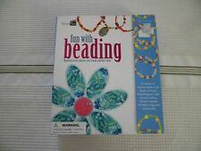 Spice Box Fun With Beading Crafting Activity Kit Brand New Boys Girls Fun Gift