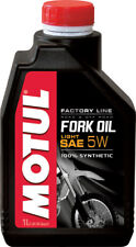MOTUL FORK OIL FACTORY LINE 5W 1 L 105924