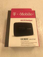 Alcatel MW41MP Linkzone WiFi Hotspot -   Black T-mobile