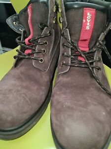 Levi's Suede Boots for Men   eBay