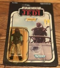 1983 STAR WARS Return Of The Jedi Weequay Kenner